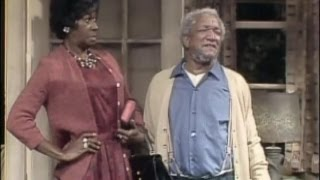 Sanford & Son - 8 Scenes with Aunt Esther