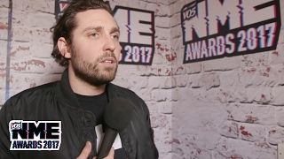 You Me At Six reveal they want to play Glastonbury @ VO5 NME Awards 2017