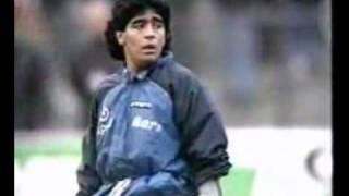 Maradona Warm-Up