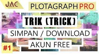 Trik Download Project Video Plotagraph - PART 1 [JAC Art Code]