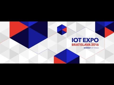 IoT Expo Bratislava 2016 - day 2