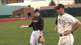 2011 Oregon State Baseball Webisode #1 - Marty Lees mic