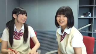 Arai Yuki vs Kitano Ruka 荒井優希vs北野瑠華 SKE48 1+1は2じゃない...