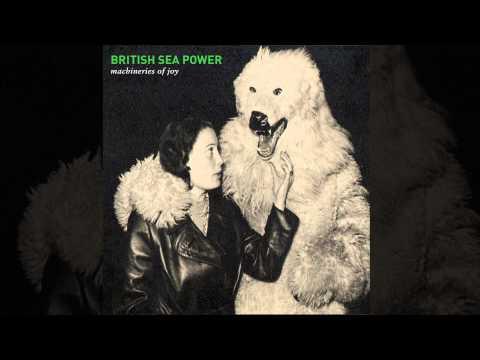 British Sea Power - Machineries Of Joy (Radio Edit)
