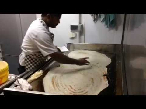 Jumbodosa in chennai srilalitha vegetarian restaurant London