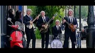 John, 70, Paul, 68, George, 67 & Ringo, 70