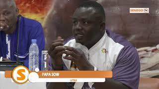 """Siteu : """"Papa Sow kuka diokhoul thieur    , wayé rousoumako sama combat ak mom choc leu"""""""