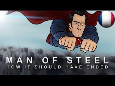 Comment Man of Steel aurait dû finir