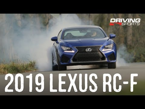 2019 Lexus RCF - Better than BMW or Mercedes? Full Review #drivingsportstv
