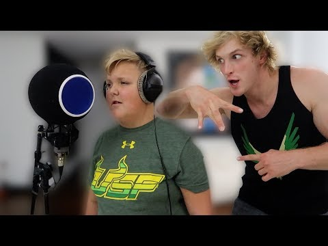 Thumbnail: I FLEW A FAN TO L.A. AND WE'RE MAKING A SONG!