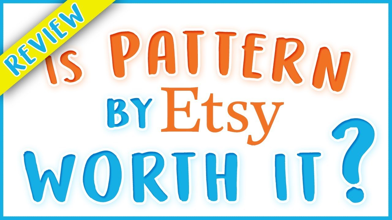 Etsy Pattern Review Custom Inspiration