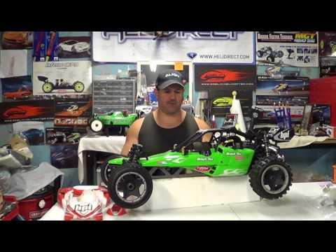 Hpi Baja buggy new body plus troubleshooting ,upgrades and maintenance tips