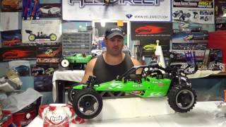 Hpi Baja buggy new body plus troubleshooting ,upgrades and maintenance tips