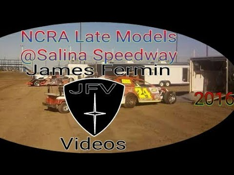 NCRA Late Model Feature #3, Salina Speedway