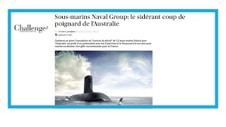 AUKUS alliance: 'A monumental slap' for France • FRANCE 24 English