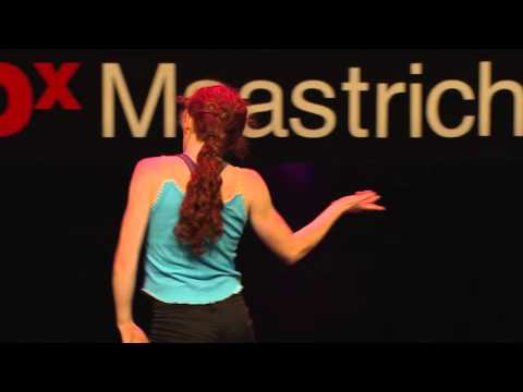 The Dancer, Silence in my head | Francis & Gaby | TEDxMaastricht