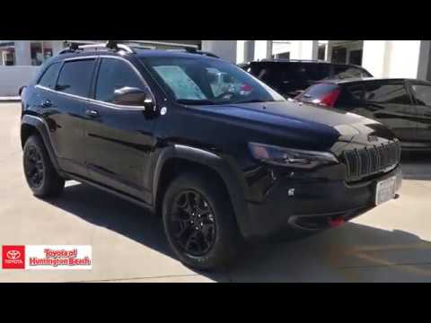 2019 Jeep Cherokee Westminster, Costa Mesa, Garden Grove, Long Beach, Huntington Beach, CA 00282021