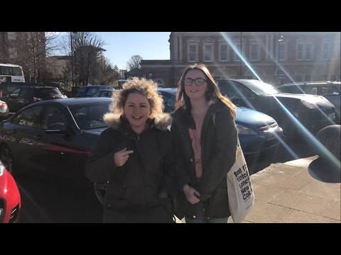 Mum And Sister Visit Norwich