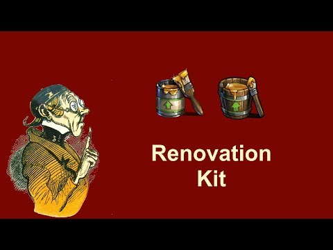 FoEhints: Renovation Kits In Forge Of Empires