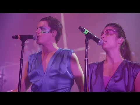 The Knife - We Share Our Mother's Health (Shaken-Up Version) Live At Terminal 5