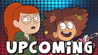 Top 5 BEST Upcoming 2018-2019 Cartoons