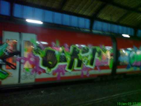Graffiti Bonn