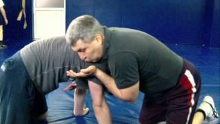 Вольная борьба -Лампочка заход на балл (.freestyle wrestling techniques)