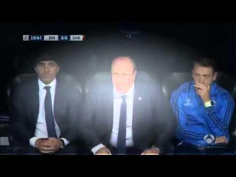 Real Madrid Vs Shakhtar Donetsk FULL MATCH