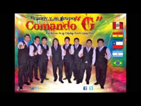 GRUPO COMANDO G -  Lagrimas de Dolor PRIMICIA 2014