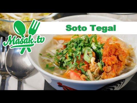 Soto Tegal | Resep #241