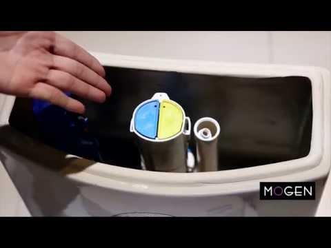 I Service I Guru การแก้ปัญหาน้ำเข้าโถสุขภัณฑ์ช้า BY MOGEN