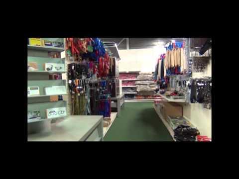 K9 Shop New Showroom