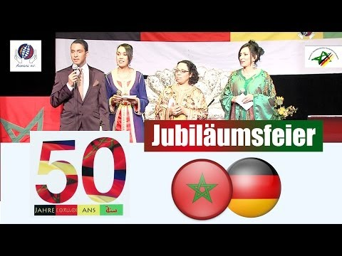 Das Finale 50-Jähriges Jubiläum Marokkanische Migration ,Frankfurt am Main