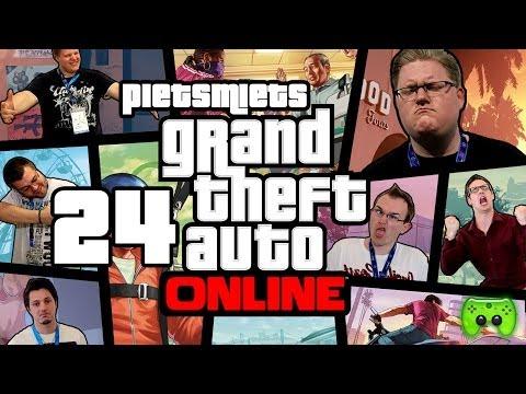 GTA ONLINE # 24 - Noobs wollen überleben «» Let's Play Grand Theft Auto online | HD