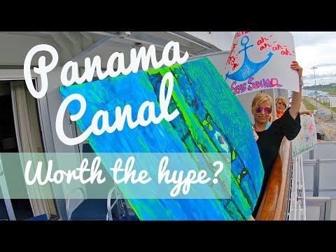 Panama Canal Cruise - Day 6 Panama