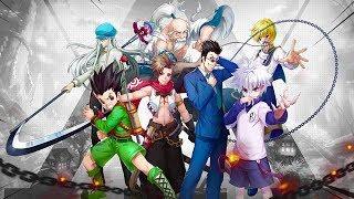 Greed Island  - Game nhập vai 3D tuyệt hay về manga đình đám Hunter x Hunter