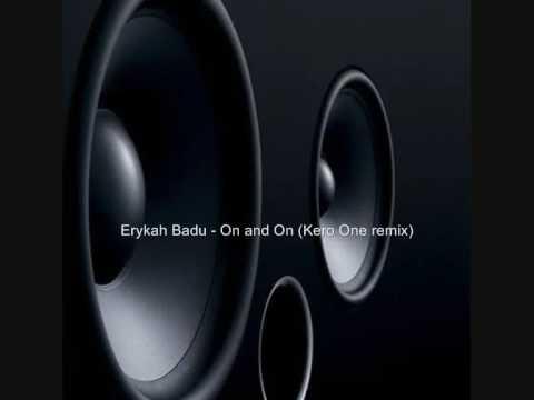 Eryka Badu - On and On (Kero One remix)