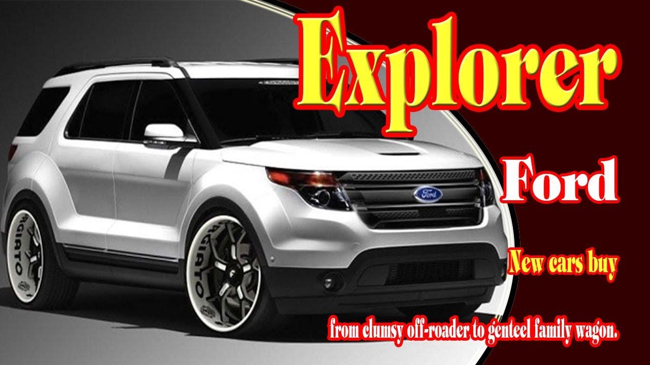 Newcars 2018fordexplorer Fordexplorer