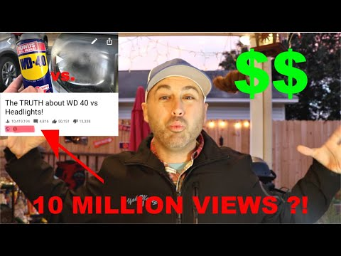 SHOCKED how much YOUTUBE paid me for a Viral VIDEO! (10 Million Views)