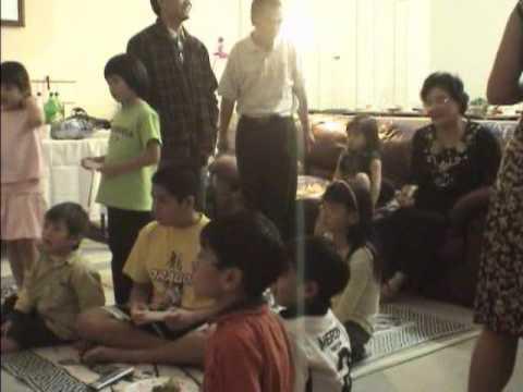 Reunion Nguyễn Đình Chiểu - Bến Tre khóa 87- US 2010 - Part 1