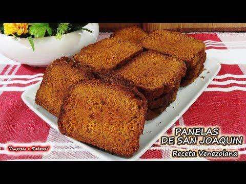PANELAS DE SAN JOAQUIN, Tostadas de Bizcocho dulce receta Venezolana