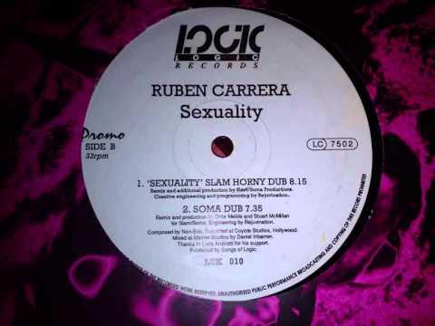 Ruben Carrera - Sexuality - Soma Dub Mix - 1992