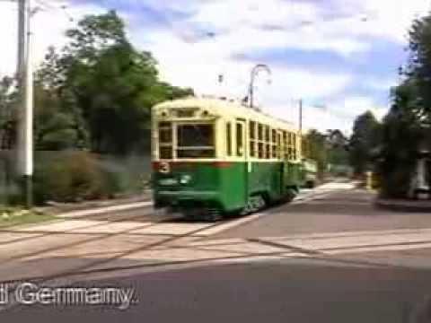 Australian Tram Museums Part 2