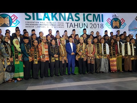Presiden Jokowi Buka Silaknas ICMI ke-28 di Bandar Lampung