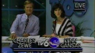 1984 Louisiana World Exposition Opening Day 5/12/84 WDSU TV6 N.O., La.