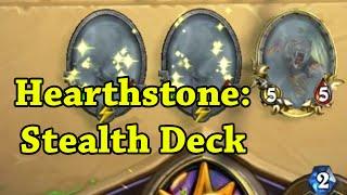 Hearthstone: Stealth Deck