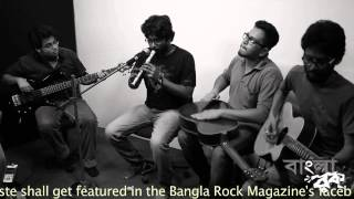Bangla Rock Magazine and Rupam Islam interviews Tamal n Trip