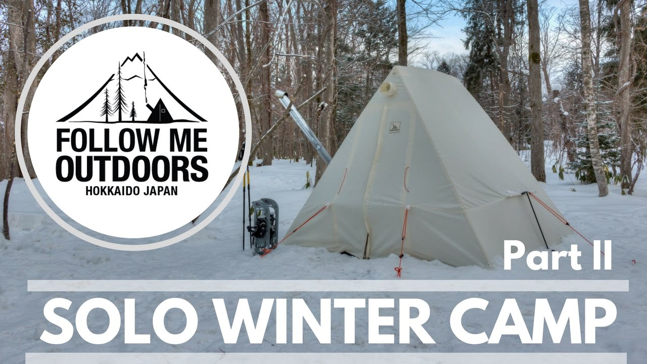 Solo Winter C& 2 - Snowtrekker 8x8 EXP solo - Part II  sc 1 st  YouTube & Solo Winter Camp 2 - Snowtrekker 8x8 EXP solo - Part II - YouTube