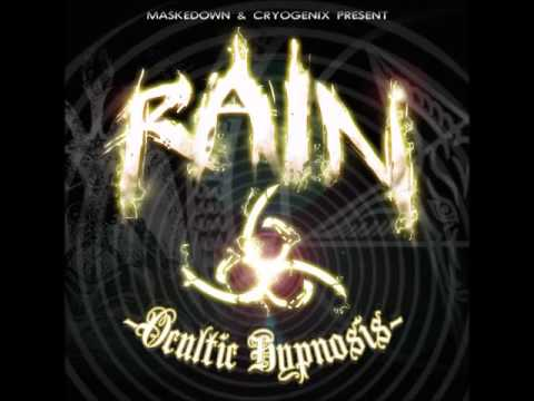 Rain666 - Demonz And Angels - Feat. Mickey B (prod by Maskedown)