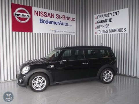 Tour Video Mini Clubman Cooper Pack Red Hot Chili Nissan Saint